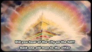City on The Hill--Casting Crowns with lyrics and  Mark Hall