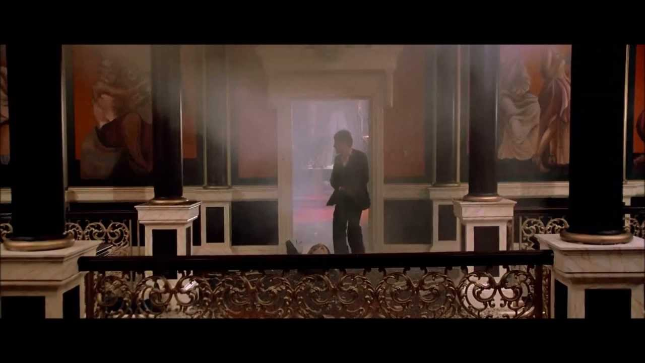 Scarface Say Hello To My Little Friend Hd 1080p Final Scene Youtube