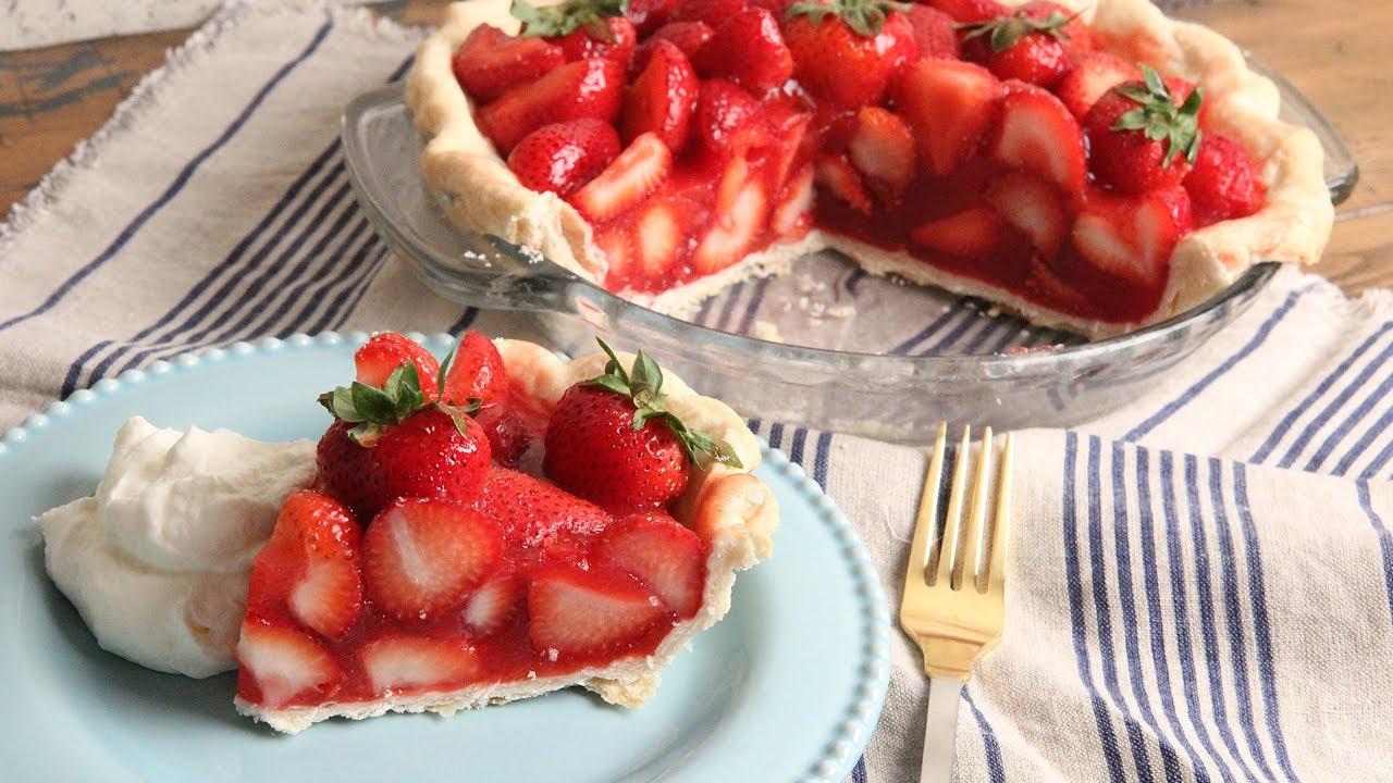 Strawberry Pie Recipe | Episode 1163 - YouTube