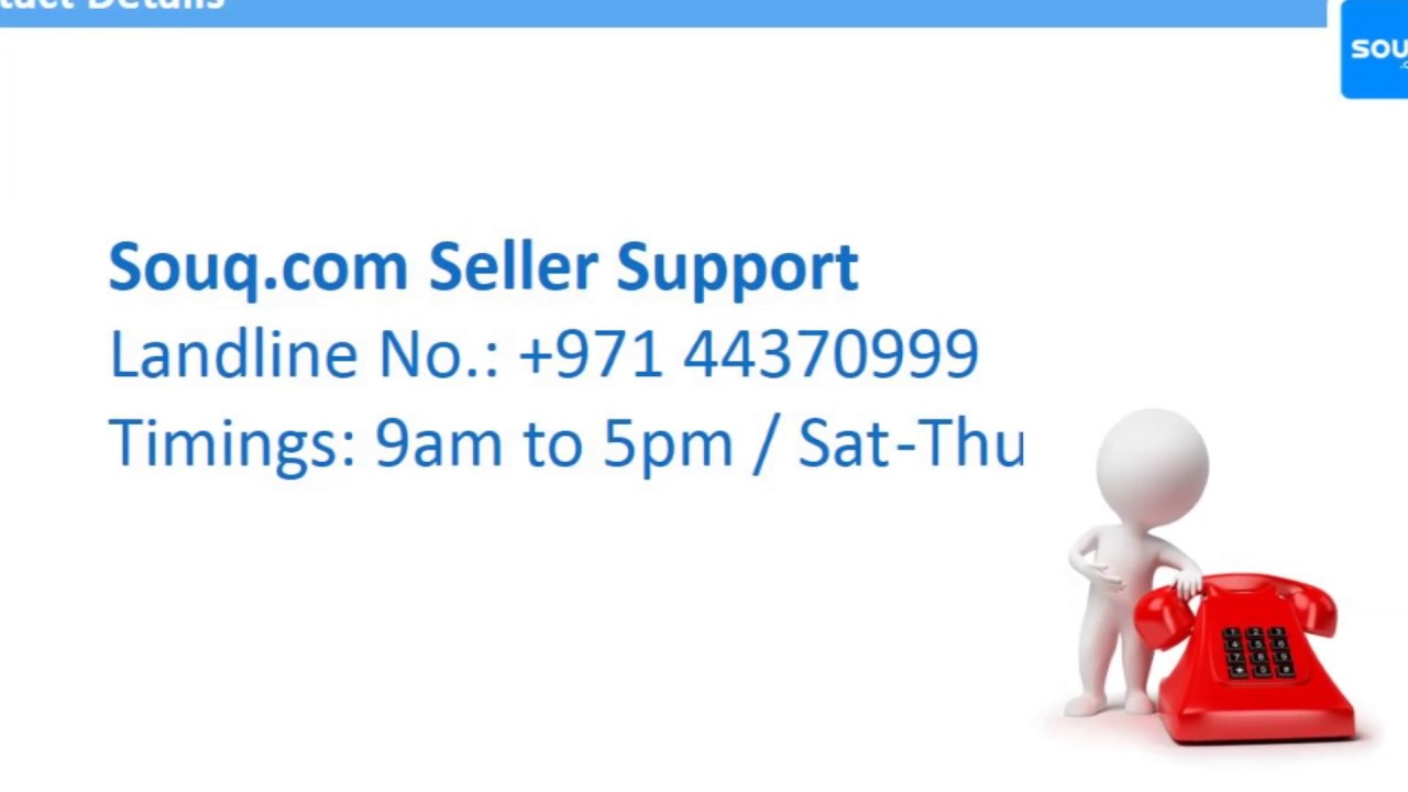 How to Contact Seller Support Team