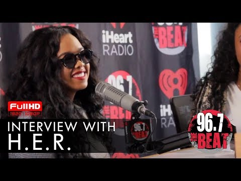 Terry J - H.E.R. Interview with Terry J & Jazzy T | Made Fresh