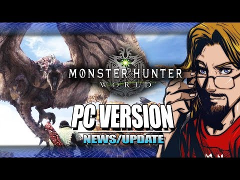 Monster Hunter World - PC Version Release & Update w/Maximilian thumbnail