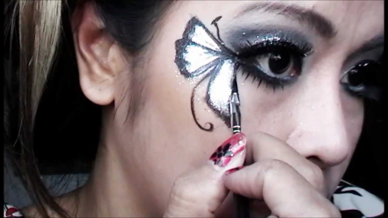 Simple Dark Fairy Makeup 2018 Images Pictures Good And