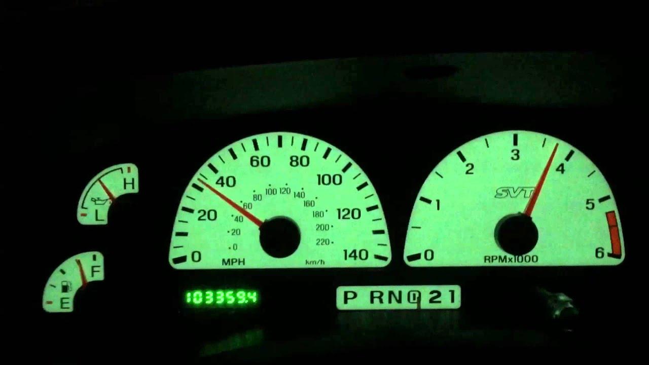 2003 Ford SVT Lightning QUICK 0 100 YouTube