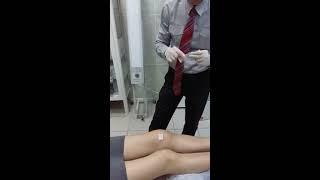 PRP - Плазмотерапия коленного сустава Dr. Ignatkin A.