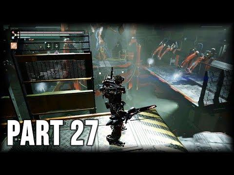 The Surge - 100% Walkthrough Part 27 [PS4] – Central Production B (3rd Visit) [NG++]