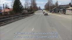 Matkalle: Kuljettajan päivä, 22 h Tallinnan risteily