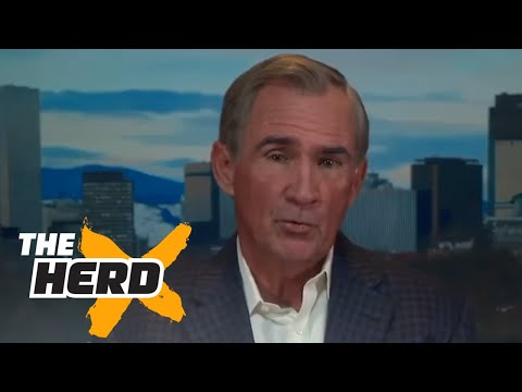 Mike Shanahan joins Colin to talk Rams job and more   THE HERD (FULL INTERVIEW)