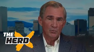 Mike Shanahan joins Colin to talk Rams job and more | THE HERD (FULL INTERVIEW)