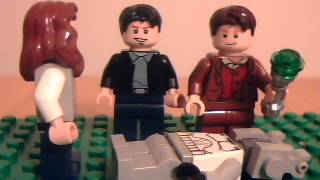 lego doctor who attack of the cybermen