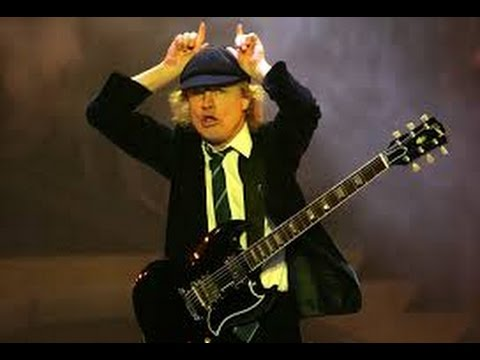 You're playing it wrong! Guitar riff lesson #1. ACDC You Shook Me