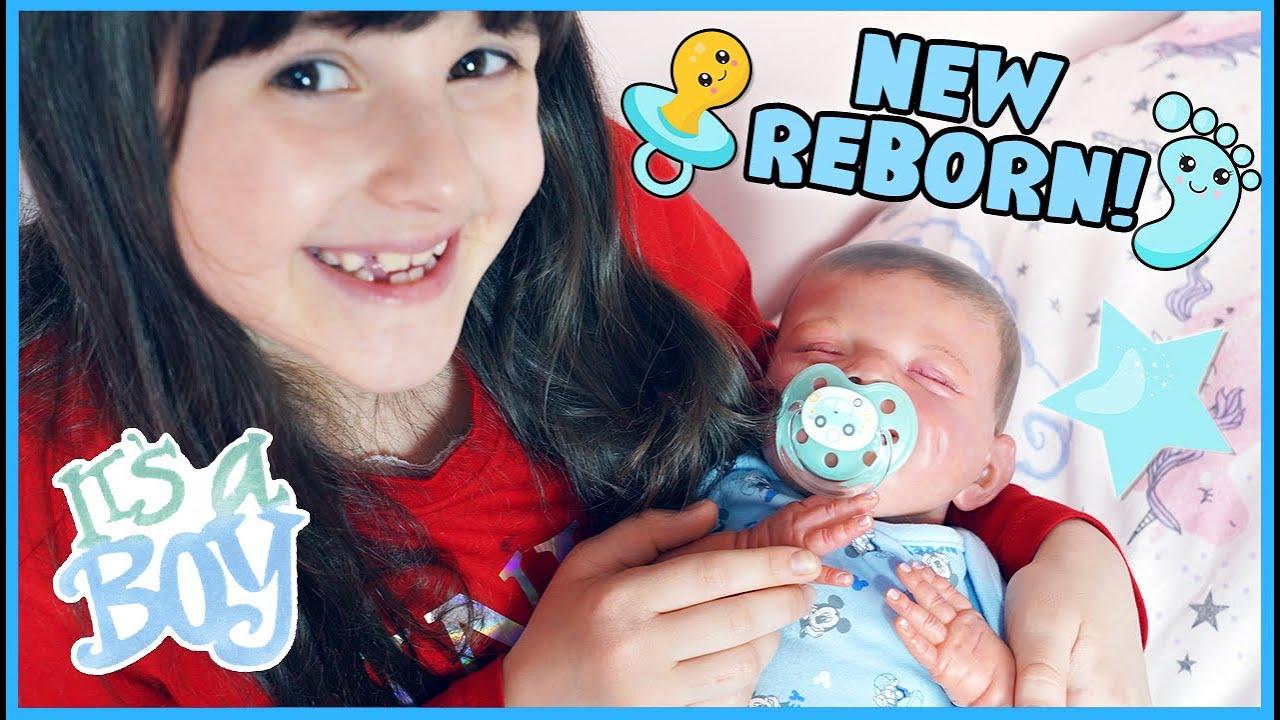 Download 💙Ecco Andrea! Il nostro primo maschietto reborn 💙