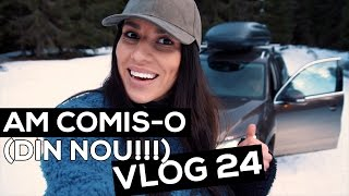 AM COMIS-O din nou!! | VLOG #24