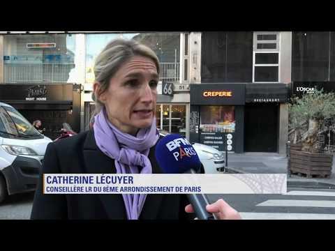 """Insécurité rue de Ponthieu : je demande un véritable """"plan Marshall"""" pour enfin sécuriser le secteur"""