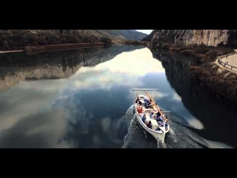 The Croatia nature :: Aerial filming 2K