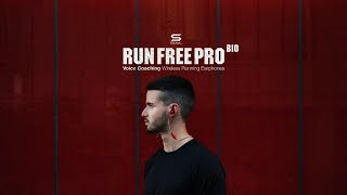 SOUL - World's First A.I. Earphones with GAIT Analysis -  Run Free Pro Bio