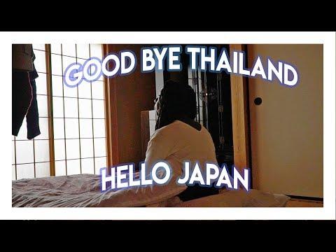 Goodbye Thailand // Hello Japan
