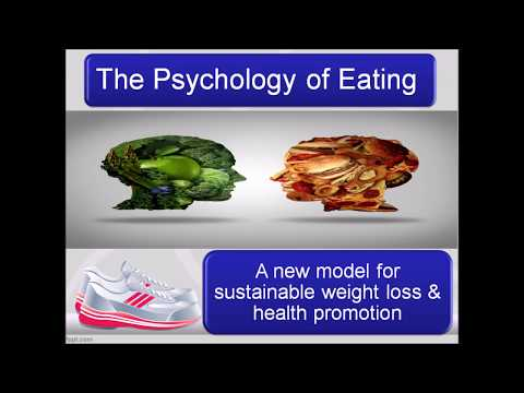 Psychology of eating-introduction