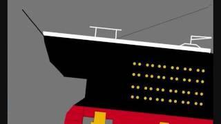 Titanic paint animation 2