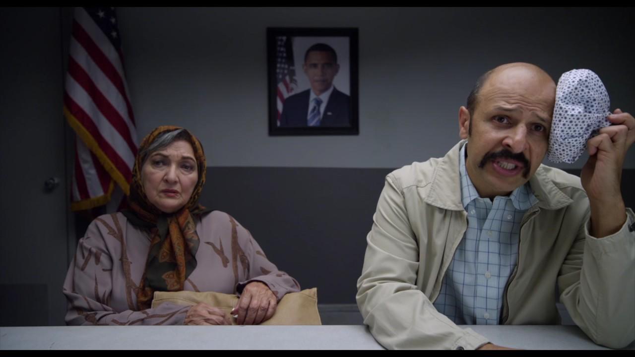 Джимми – покоритель Америки - Trailer