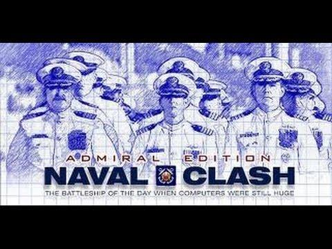 """Naval Clash. Admiral"