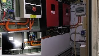 48 volt Off Grid System. More wiring updates (4) Fuses. Circuit breakers.