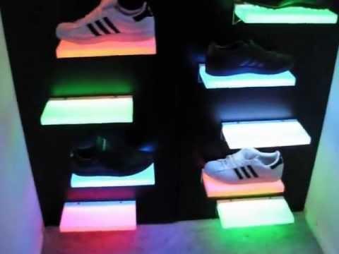 pr sentoir chaussures youtube. Black Bedroom Furniture Sets. Home Design Ideas