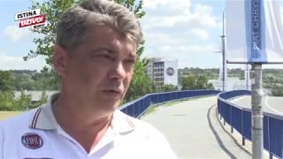 (Kurir TV) Štrajk u FIAT-u se nastavlja do ispunjenja zahteva