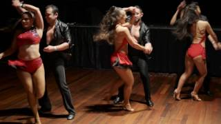 Latin Dance Australia Showcase at Salsa Palladium 2016-07-30
