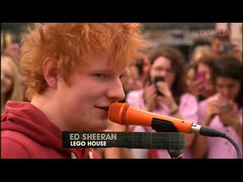 Ed Sheeran - [V] Guerilla Gig Sydney, Australia