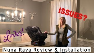 Nuna Rava Review & Installation