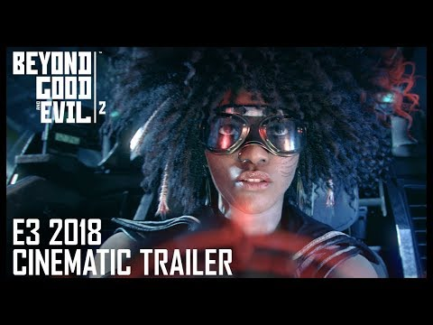 Beyond Good & Evil 2: E3 2018 Cinematic   Ubisoft NA