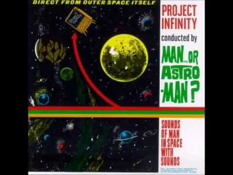 Man or Astro Man? - Sferic Waves