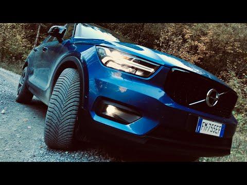 Volvo XC-40 D4 + Michelin Crossclimate SUV da Torino a Sanremo