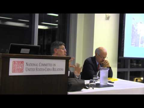 Can China Lead? Author William Kirby