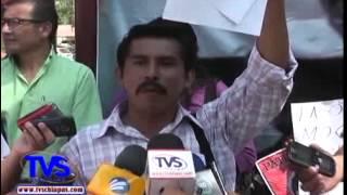 TVS Chiapas.- Patishtan López lucha por salir de la cárcel y reafirman su inocencia