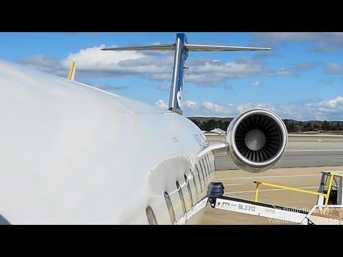 United Express CRJ-200 (Skywest) MRY-LAX