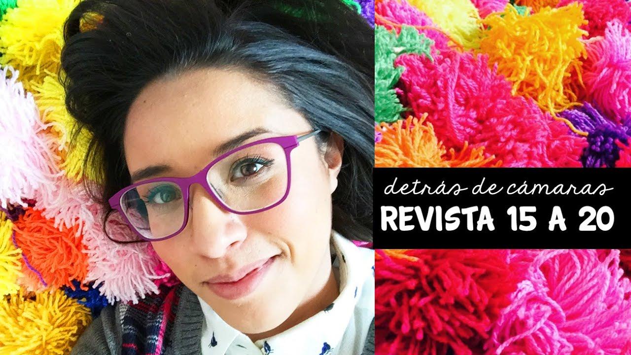 Mi Primera Portada De Revista 15 A 20 Craftingeek Vlog