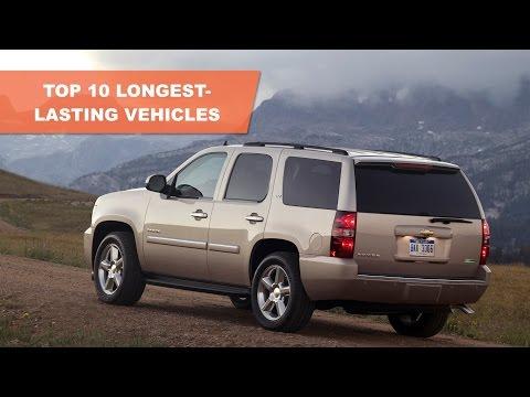 Top 10 Longest-Lasting Vehicles