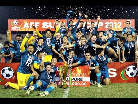 Final 2nd LEG - Thailand Vs Singapore: AFF Suzuki Cup 2012