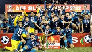 Gambar cover Final 2nd LEG - Thailand Vs Singapore: AFF Suzuki Cup 2012