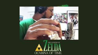 "Song of Storms (From ""Zelda: Ocarina of Time"") Flute Game Cover"