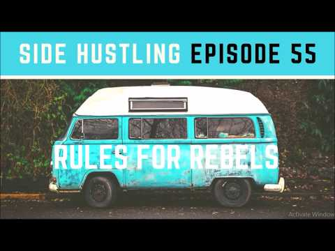 Side Hustling Ep. 55: This 10 Year Side Hustle & Labor of Love is Finally Bringing in Some Cash