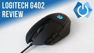Logitech G402 Review | Is the Hyperion Fury Good?