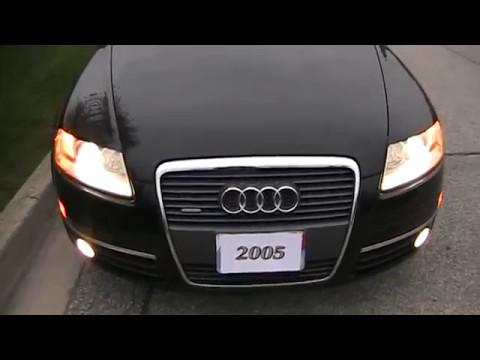 2005 Audi A6 3.2 Quattro Startup Engine & In Depth Tour