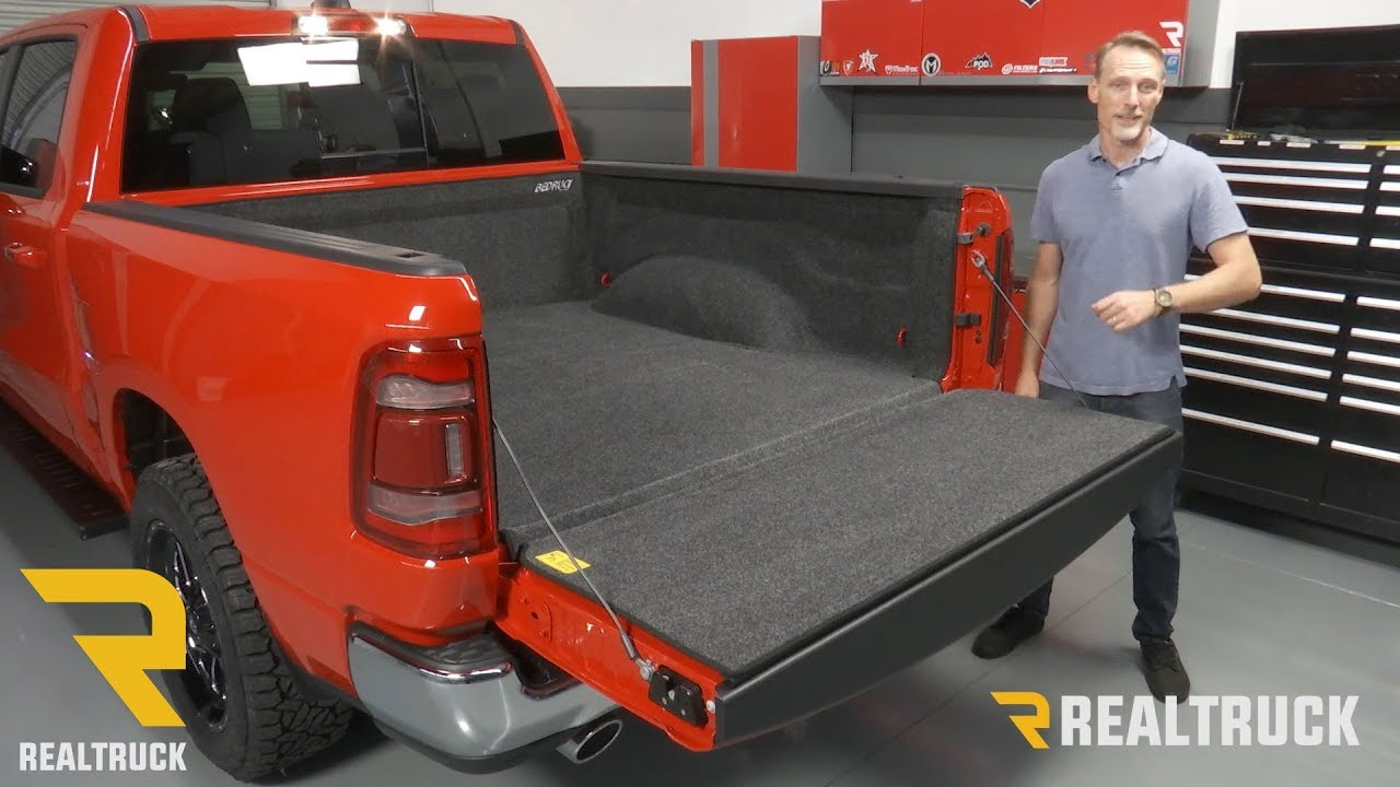 Bed Rug How To Install Bedrug Full Bed Liner On A 2019 Ram 1500