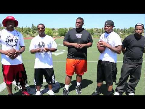 Stanley Daniels's SD Football Camp in Association with Black Angels Music Group