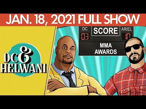 DC & Helwani (January 18, 2021) | ESPN MMA