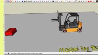 Animator Beta    Урок 2 - Создание первой анимации объектов