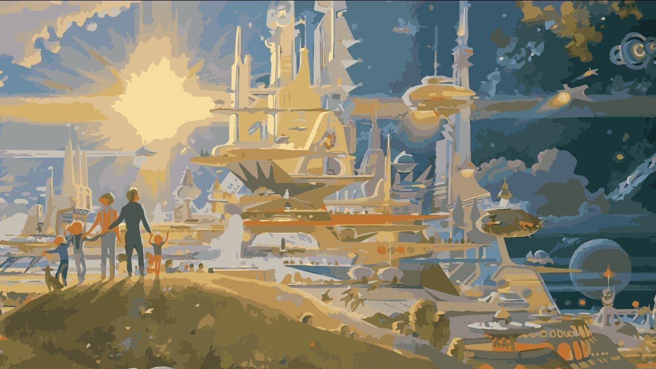 The matrix utopia dystopia